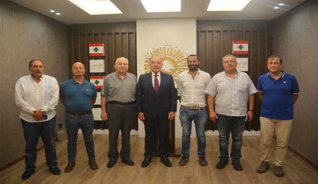 شراكة بين وزارة الزراعة وغرفة طرابلس والشمال لتعزيز الروابط مع الإتحاد الأوروبي