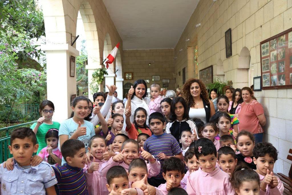 سفارة دولة الامارات : تنهي اعمال الصيانة في بيت اليتيم الدرزي