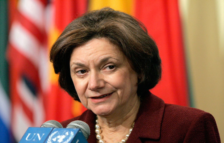 وكيلة الامين العام للامم المتحدة السيدة روزماري ديكارلو تزور منطقة الشرق الاوسط