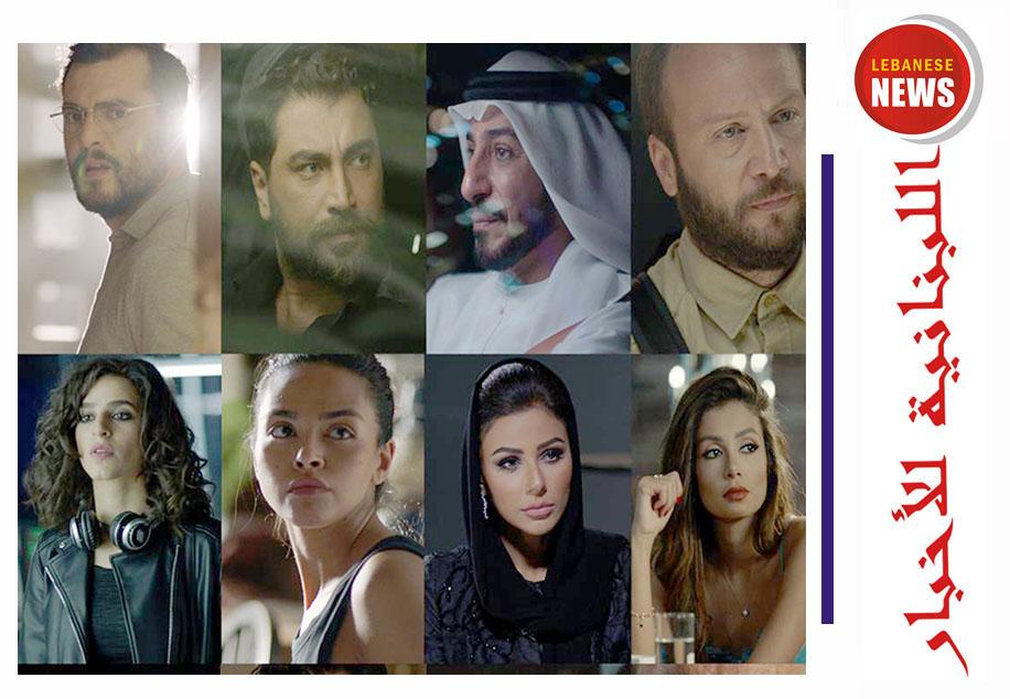 """سوبرمان ونجوم الوطن العربي يجتمعون في المسلسل الإماراتي """"المنصة"""" على نتفلكس"""